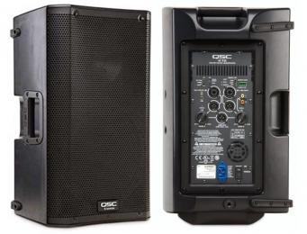 QSC K10 10 inch 1000 watt Powered PA Speaker