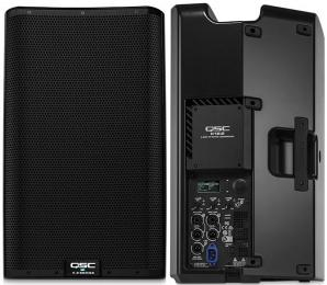 "QSC K12.2 2000-Watt 12"" Powered PA Speaker"