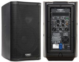 QSC K8 Powered PA Speaker - 1000W