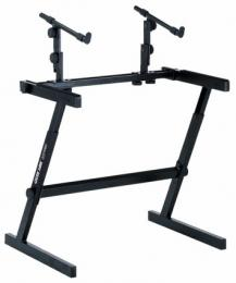 QuikLok Z-726 Double Tier Keyboard Stand