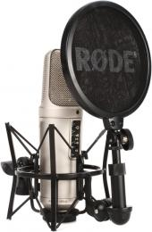 Rode NT2A Large-diaphragm Multi-Pattern Condenser Microphone