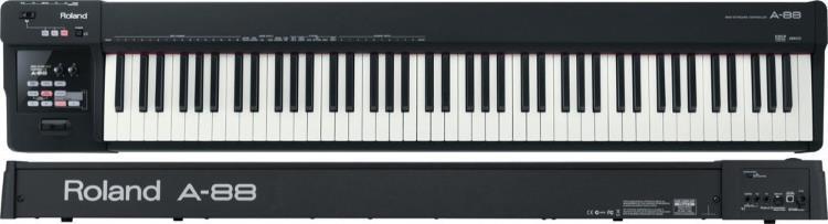 the best 88 key midi controller keyboards gearank. Black Bedroom Furniture Sets. Home Design Ideas