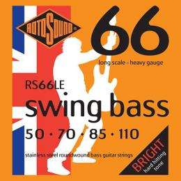 Rotosound RS66LE Long Scale Bass Strings