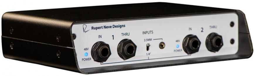 Rupert Neve Designs RNDI-S Stereo Active Transformer DI Box
