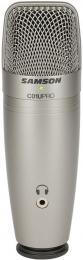 Samson C01U Pro Large-diaphragm USB Condenser Microphone