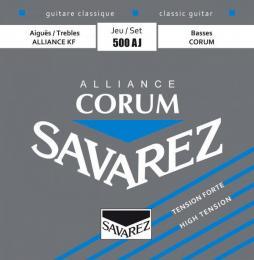 Savarez Alliance Corum 500AJ Classical Guitar Strings