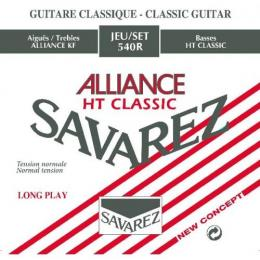 Savarez 540R Alliance Classical Guitar Strings