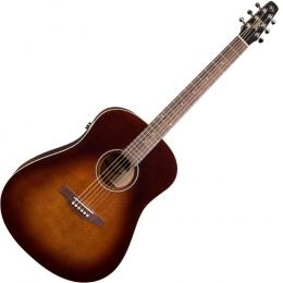 Seagull S6 Original Burnt Umber QIT 041831 Acoustic-Electric Guitar