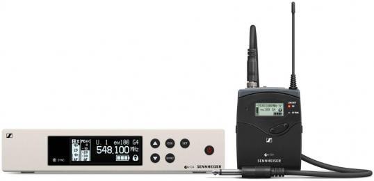 Sennheiser EW 100 G4-Ci1 Wireless Guitar System
