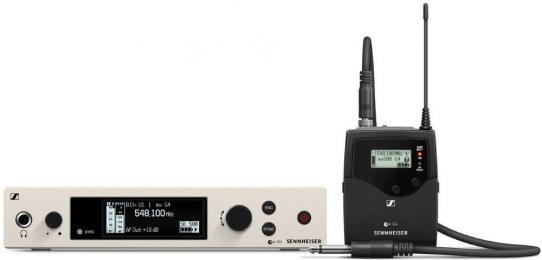Sennheiser EW 500 G4-Ci1-AW+ Wireless Guitar System