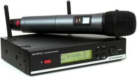 Sennheiser XSW 35-A Wireless Handheld Vocal Microphone Set