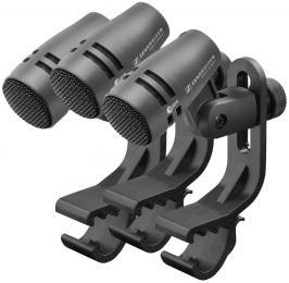 Sennheiser e 604 Dynamic Cardioid Instrument Microphone 3-Pack