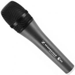 Sennheiser e845 Dynamic Super Cardioid Handheld Microphone