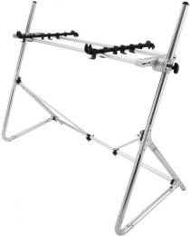 Sequenz Standard-L-SV Large A-Frame Keyboard Stand
