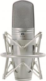 Shure KSM44 Large Dual-Diaphragm Condenser Microphone