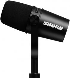 Shure MV7 USB/XLR Podcast Microphone