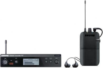 Shure PSM300 P3TR112GR Wireless In-ear Monitor System