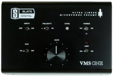 Slate Digital VMS-ONE Microphone Preamp