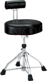 Tama HT741B 1st Chair Ergo-Rider Drum Throne with Backrest