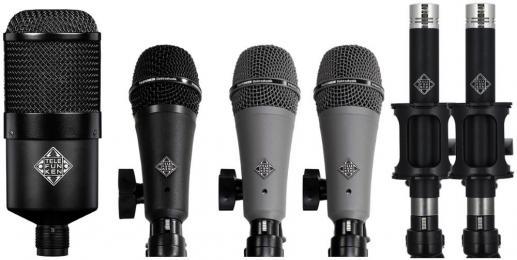 Telefunken DC6 Drum Microphone Package