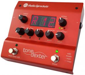 Audio Sprockets ToneDexter Acoustic Preamp Pedal