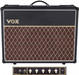 "Vox AC30S1 30-watt 1x12"" Tube Combo Guitar Amp"