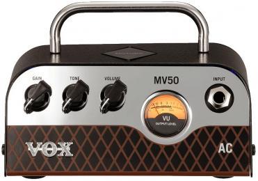Vox MV50 AC 50-watt Hybrid Tube Guitar Amp Head