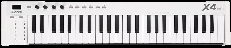 midiplus X4 mini MIDI Keyboard Controller