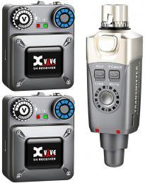 Xvive Audio U4R2 Wireless In-Ear Monitoring System