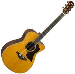 Yamaha AC3R Concert Acoustic-Electric Guitar