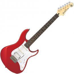 Yamaha PAC012 Pacifica (HSS) Red