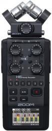Zoom H6 All Black Handheld Recorder