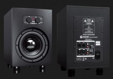 "ADAM Audio Sub8 8.5"" Powered Studio Subwoofer"