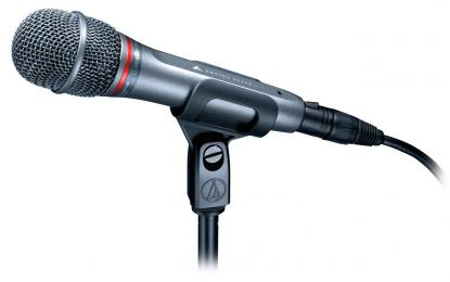 Audio-Technica AE6100 Hypercardioid Dynamic Handheld Microphone