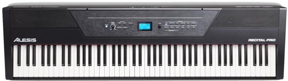 Alesis Recital Pro 88 Digital Piano