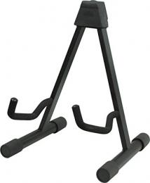 AmazonBasics Folding A-Frame Electric and Acoustic Guitar Stand