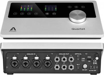 Apogee Quartet 12-Channel USB Audio Interface