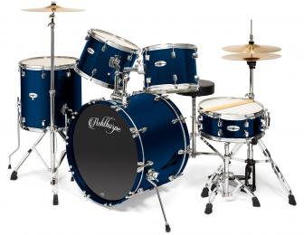 Ashthorpe 5-Piece Acoustic Drum Set
