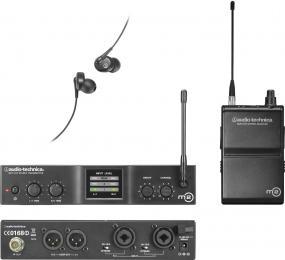 Audio-Technica M2M Wireless In-Ear Monitor System