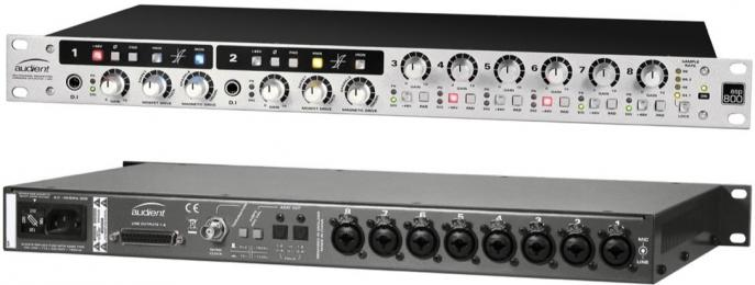 Audient ASP800 Mic Preamp