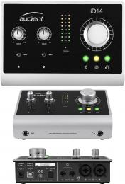 Audient ID14 USB Audio Interface 10-in/4-out
