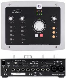 Audient iD22 10-Channel USB Audio Interface