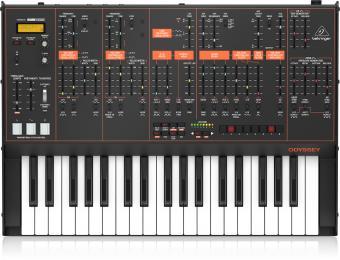 Behringer Odyssey 37-Key Synthesizer Keyboard