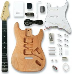 BexGears DIY Electric Guitar Kit S-Style