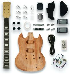 BexGears DIY Electric Guitar Kits - SG Style