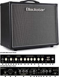 """Blackstar HT-20R MKII 20-watt 1x12"""" Tube Combo Amp w/ Reverb"""
