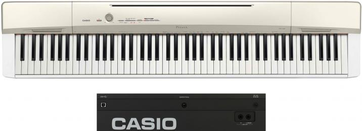 Casio Privia PX-160 88-Key Digital Piano