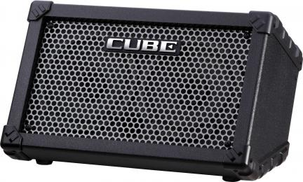 Roland Cube Street Battery Powered Guitar Combo Amplifier 5W