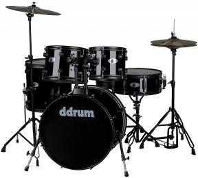 "Ddrum D120B 5-Piece Drum Set w/ 20"" Kick"