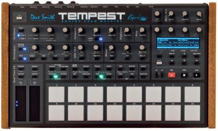 Dave Smith Tempest Drum Machine